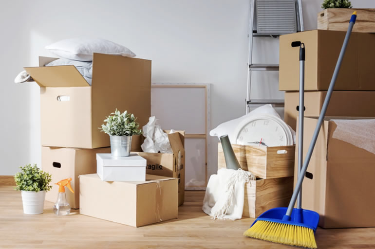 Best moving move in move out cleaning maid service chicago